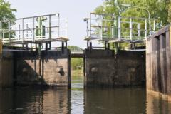 Aceites de cadena de presa / esclusas