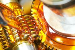 Aceites de caja de engranajes industriales
