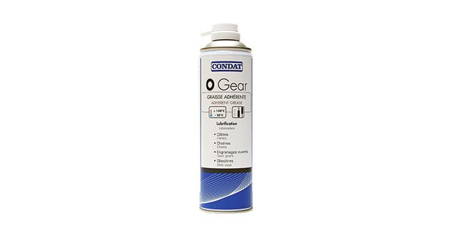 Spray de grasa adhesiva