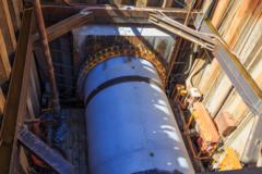 Micro-tunelización y pipe-jacking