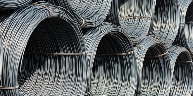 Alambres y cables de acero