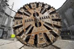 Máquinas de túnel EPB