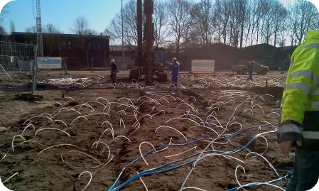Impermeabilización por inyección en el suelo