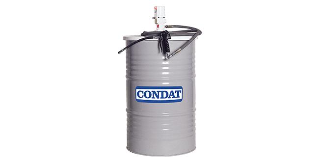 Distribución barril y barril