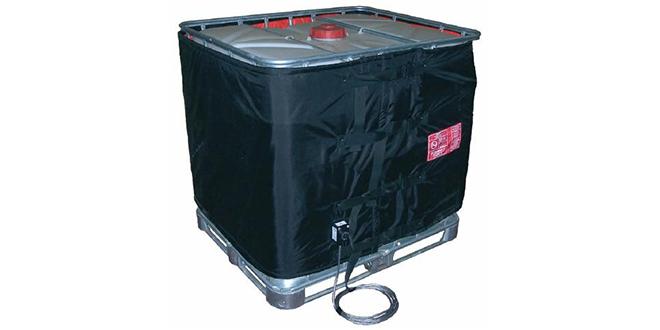 Manta calefactora - Aceites